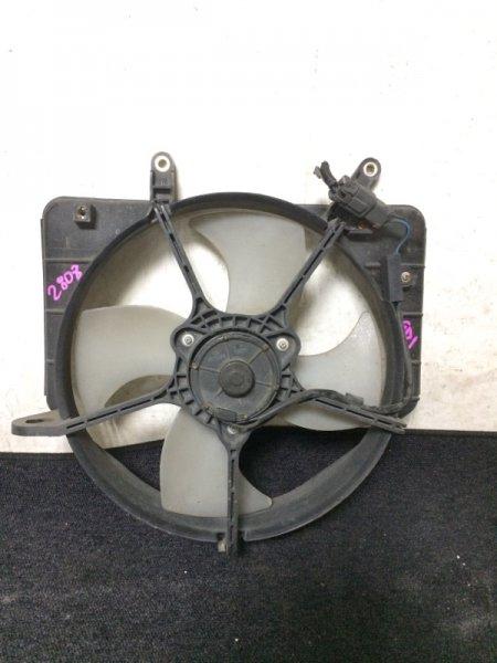 Вентилятор охлаждения радиатора Honda Fit GD1 L13A