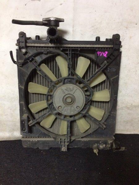Радиатор охлаждения двигателя Suzuki Wagon R MC11S K6A