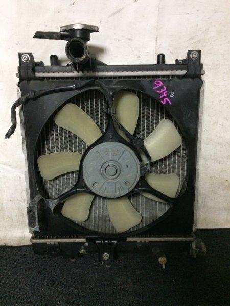Радиатор охлаждения двигателя Suzuki Kei HN22S K6A