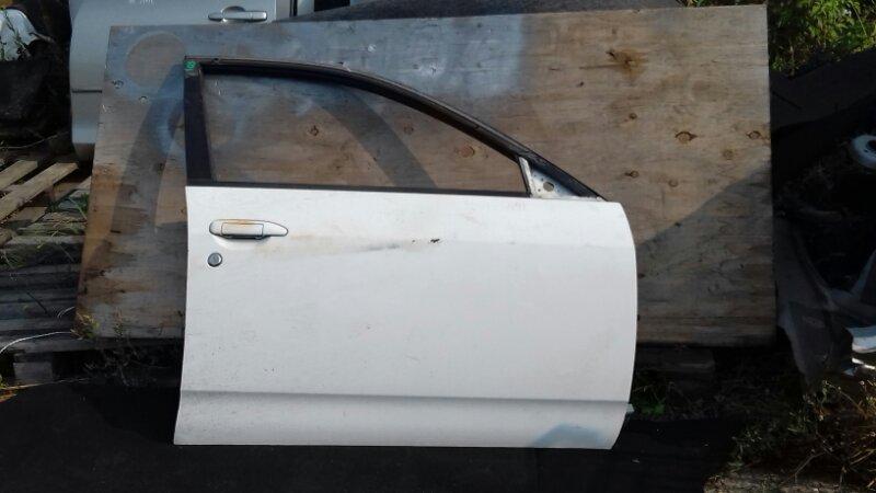 Дверь боковая Nissan Ad VFY11 QG13DE передняя правая