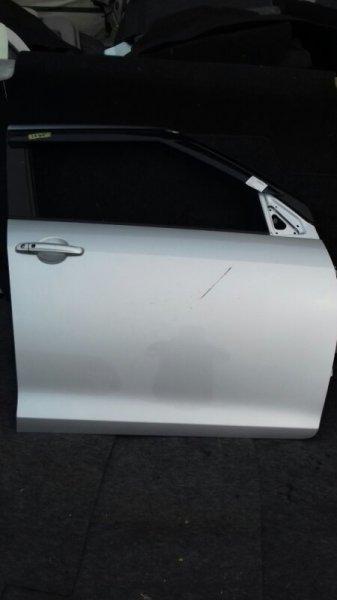 Дверь боковая Suzuki Swift ZC21S M13A передняя правая
