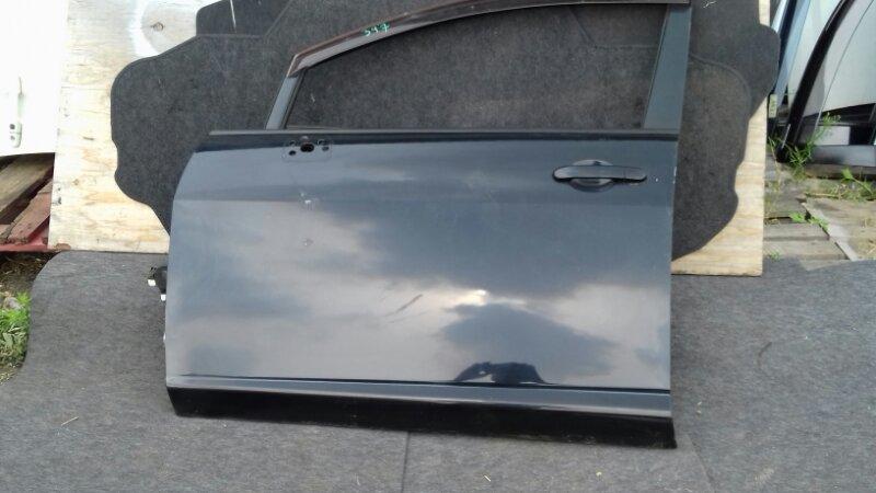 Дверь боковая Nissan Tiida C11 HR15DE передняя левая