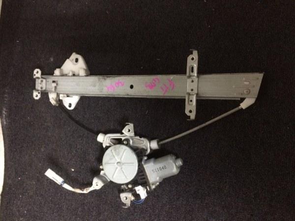 Стеклоподъемный механизм Honda Fit GD1 L13A задний левый