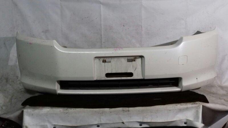 Бампер Honda Mobilio Spike GK1 L15A передний