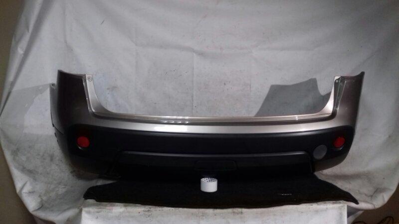 Бампер Nissan Dualis KNJ10 MR18DE задний