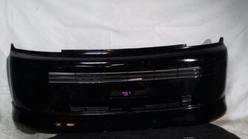 Бампер Toyota Bb NCP30 1NZFE передний