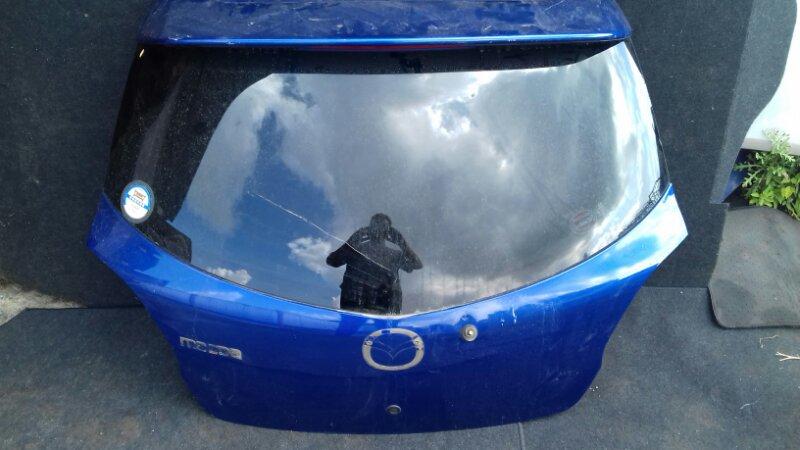Дверь багажника Mazda Demio DE3FS ZJVE задняя