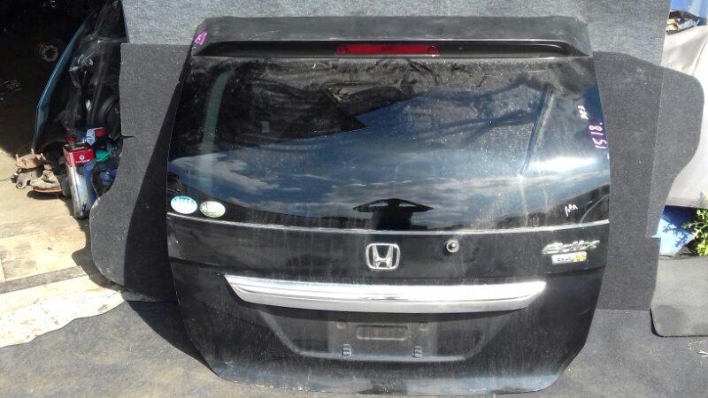 Дверь багажника Honda Edix BE1 D17A задняя