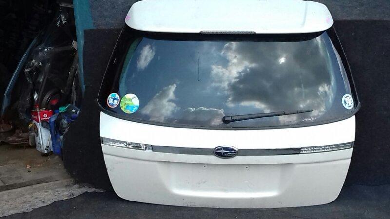 Дверь багажника Subaru Legacy BP5 EJ20 задняя