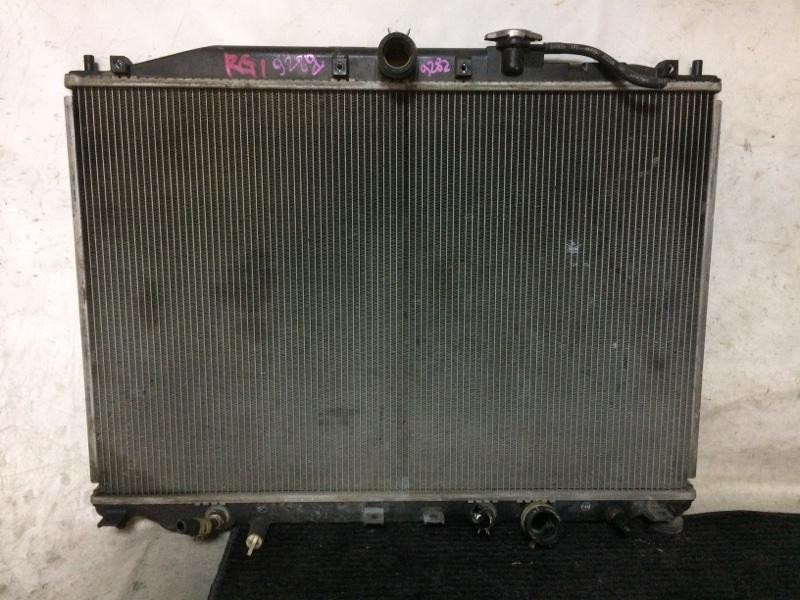 Радиатор охлаждения двигателя Honda Stepwgn RG1 K20A