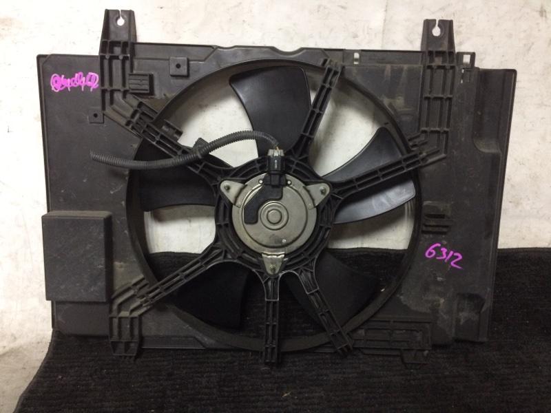 Вентилятор охлаждения радиатора Nissan Tiida C11 HR15DE
