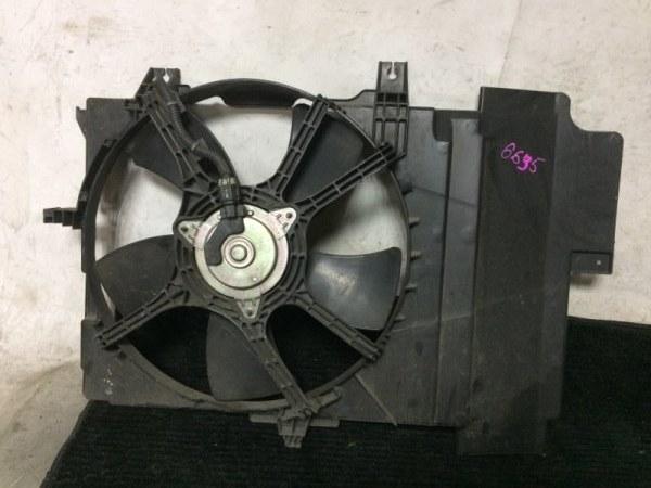 Вентилятор охлаждения радиатора Nissan March AK12 CR14DE