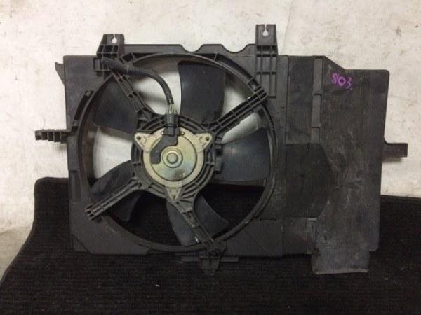 Вентилятор охлаждения радиатора Nissan March AK12 CR12DE
