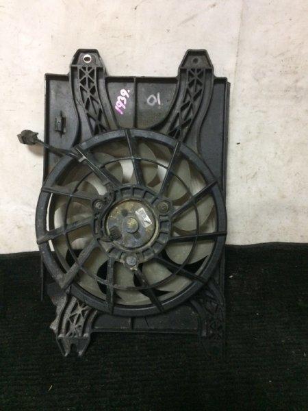 Вентилятор радиатора кондиционера Mitsubishi Pajero Io H66W 4G93