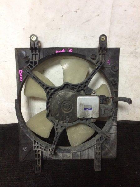 Вентилятор охлаждения радиатора Mitsubishi Pajero Io H66W 4G93