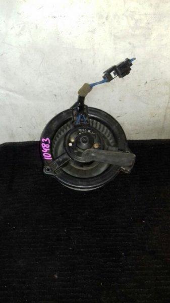 Мотор печки Toyota Estima ACR30W 1AZFE передний