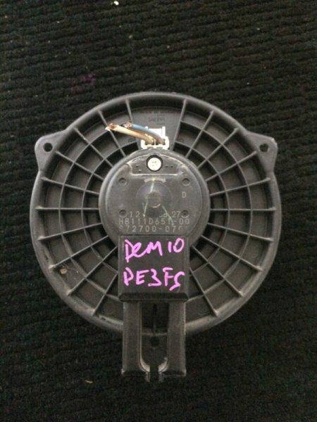 Мотор печки Mazda Demio DE3FS ZJVE передний