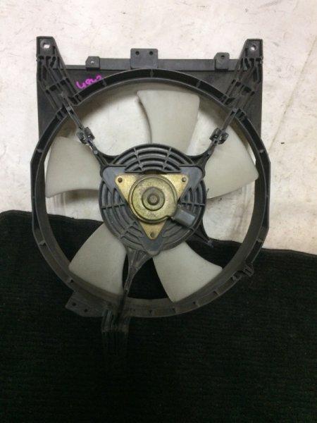 Вентилятор охлаждения радиатора Nissan Serena KBNC23 SR20DE левый