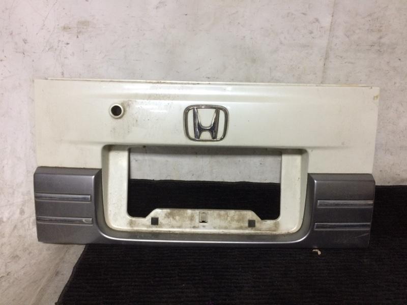 Накладка багажника Honda Mobilio Spike GK1 L15A задняя
