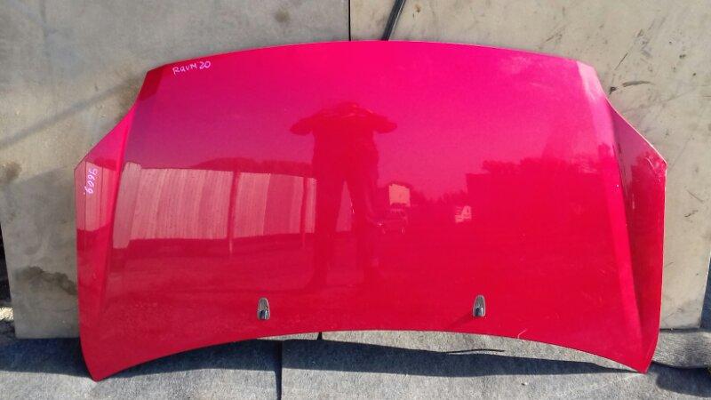 Капот Toyota Raum NCZ20 1NZFE передний