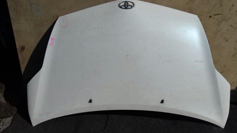 Капот Toyota Prius NHW20 1NZFXE передний