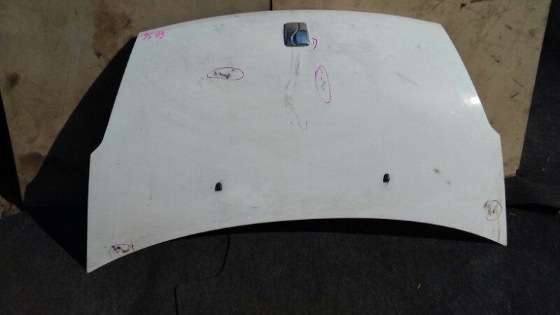 Капот Toyota Passo KGC10 1KRFE передний