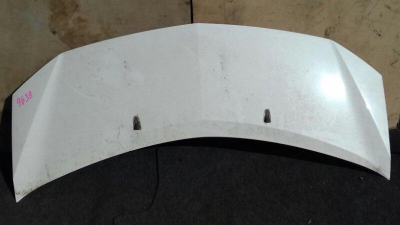 Капот Toyota Alphard ANH10W 2AZFXE передний