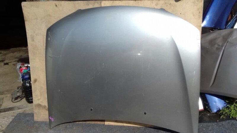 Капот Nissan Bluebird Sylphy FG10 QG18DE передний