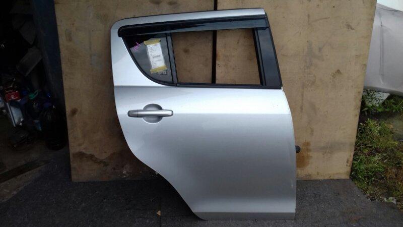 Дверь боковая Suzuki Swift ZC21S M13A задняя правая