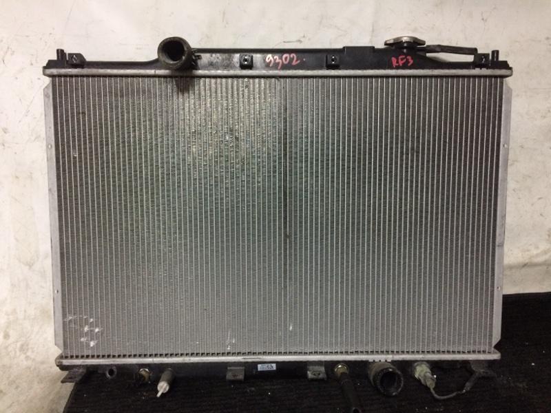 Радиатор охлаждения двигателя Honda Stepwgn RF3 K20A