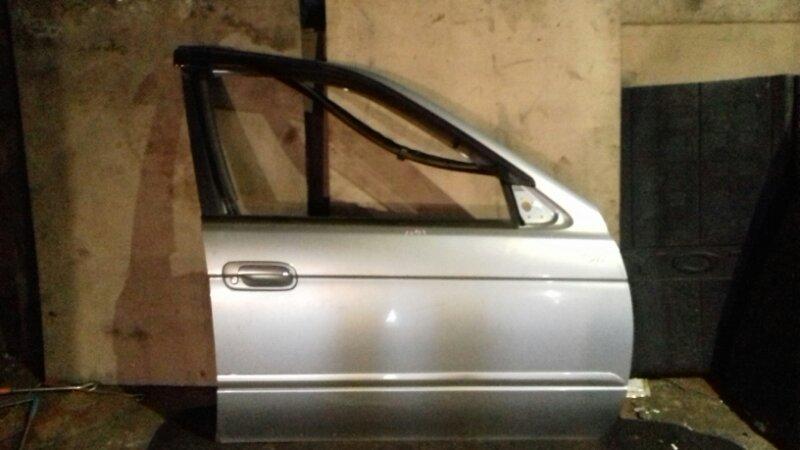 Дверь боковая Nissan Sunny FB15 QG13DE передняя правая