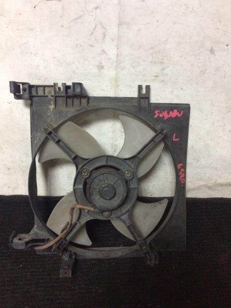 Вентилятор охлаждения радиатора Subaru Legacy BL5 EJ20 левый