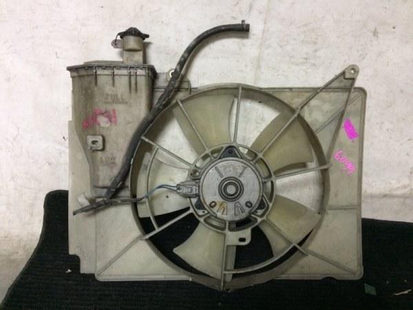Вентилятор охлаждения радиатора Toyota Vitz SCP10 1SZFE