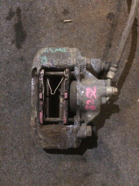 Суппорт тормозной Mazda Demio DW3W B3E передний правый