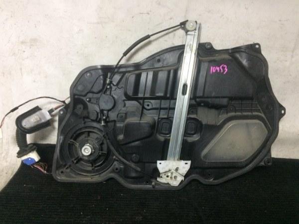 Стеклоподъемный механизм Mazda Demio DE3FS ZJVE передний левый