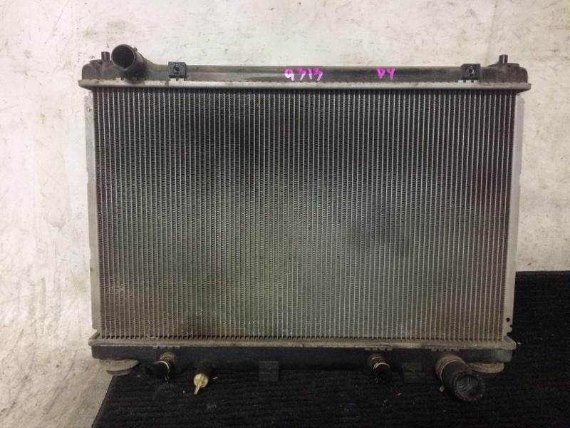 Радиатор охлаждения двигателя Mazda Demio DY3W ZJVE