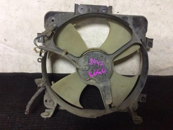 Вентилятор радиатора кондиционера Honda Logo GA3 D13B