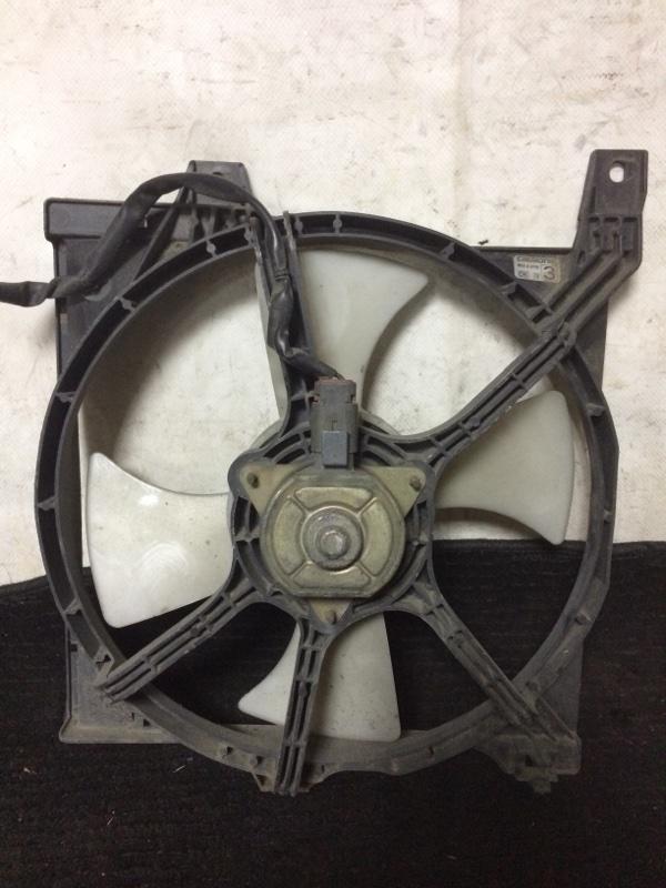 Вентилятор охлаждения радиатора Nissan Presea PR11 GA15DE