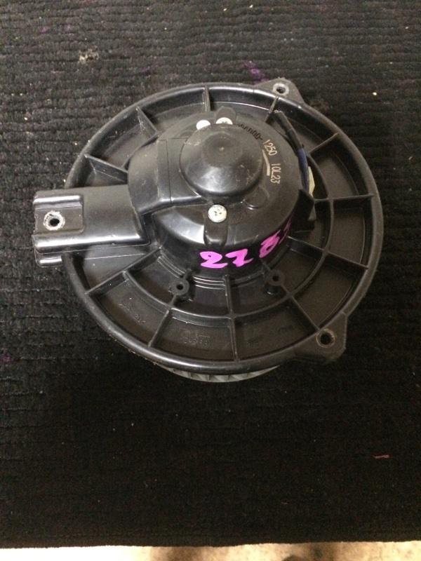 Мотор печки Honda Airwave GJ1 L15A передний