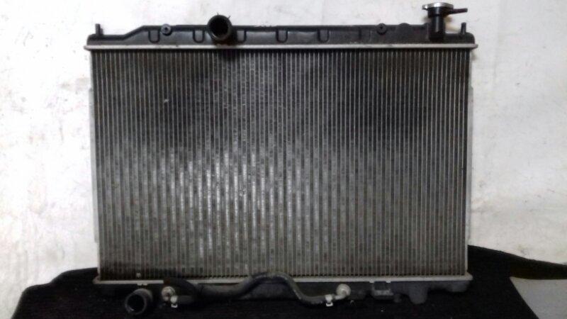 Радиатор охлаждения двигателя Nissan Presage TU31 QR25DE