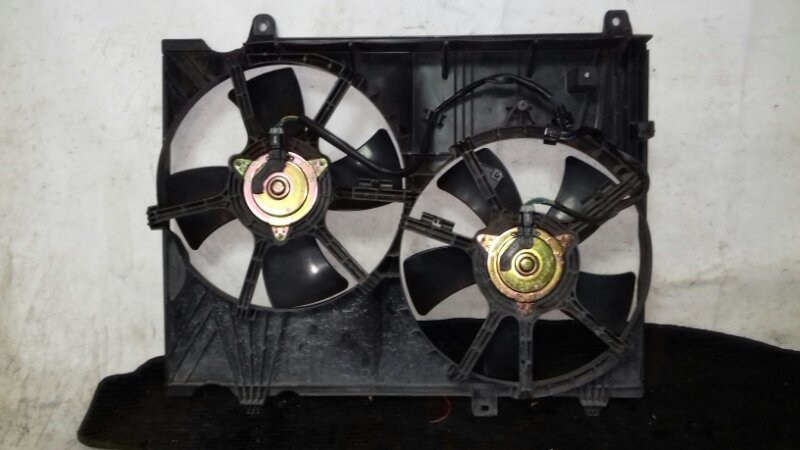Вентилятор охлаждения радиатора Nissan Elgrand ME51 VQ25DE