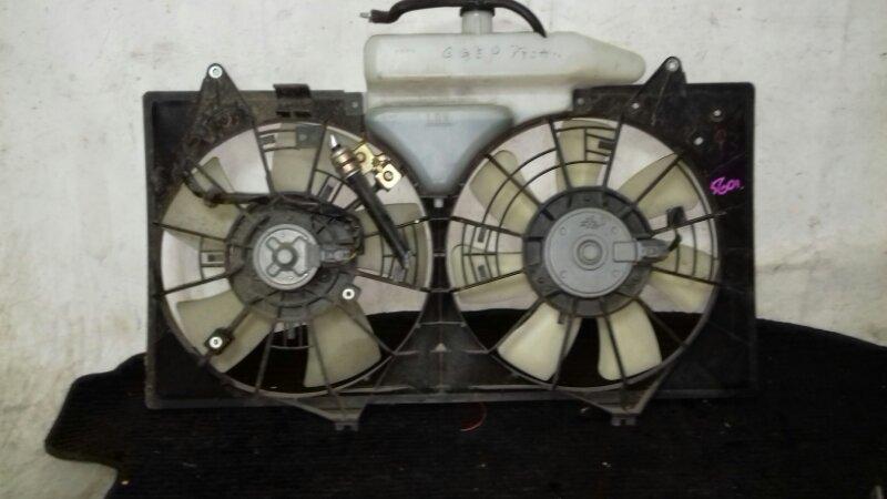 Вентилятор охлаждения радиатора Mazda Atenza GGEP LFDE