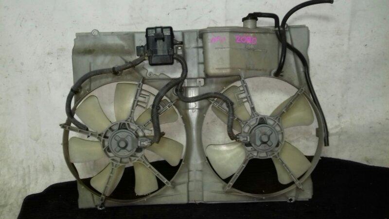 Вентилятор охлаждения радиатора Toyota Alphard ANH10W 2AZFE