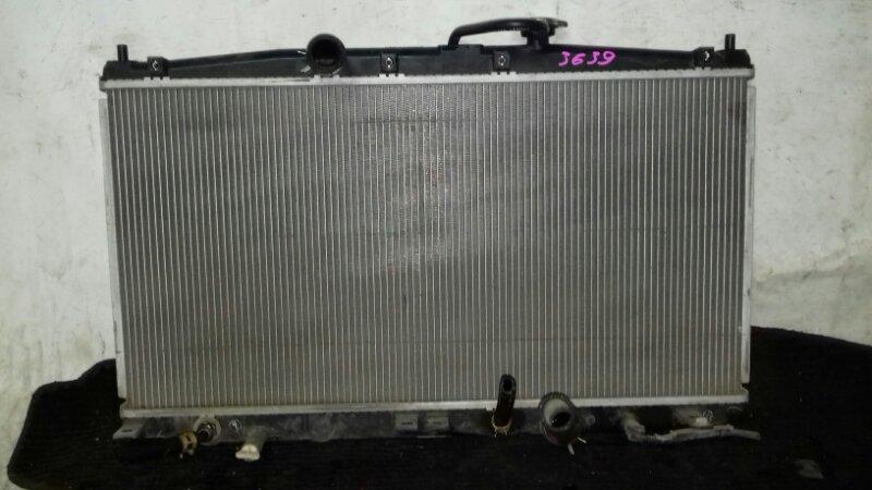 Радиатор охлаждения двигателя Honda Insight ZE2 LDA
