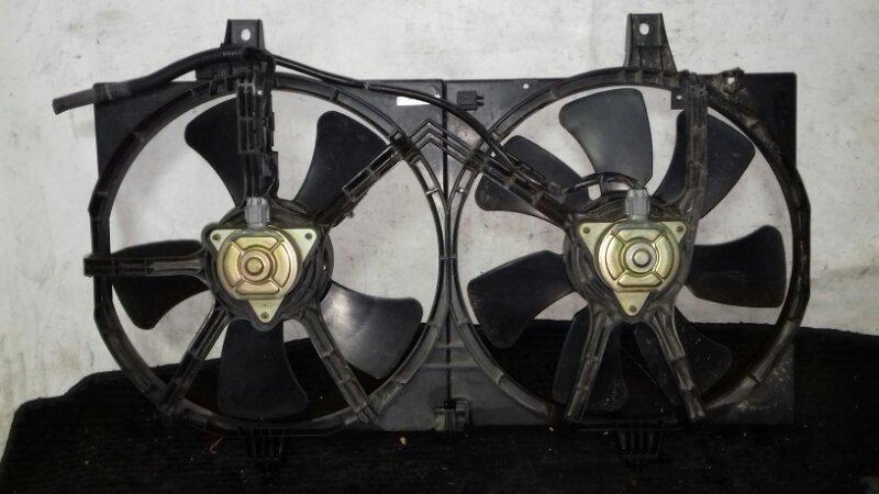 Вентилятор охлаждения радиатора Nissan Ad VFY11 QG13DE