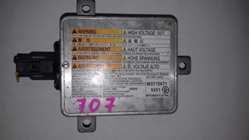 Блок ксенона Honda Accord CL7 K20A