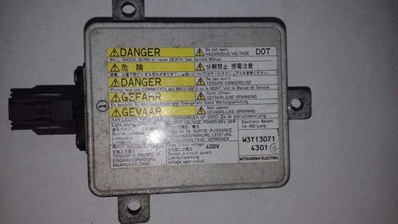 Блок ксенона Honda Fit GD1 L13A