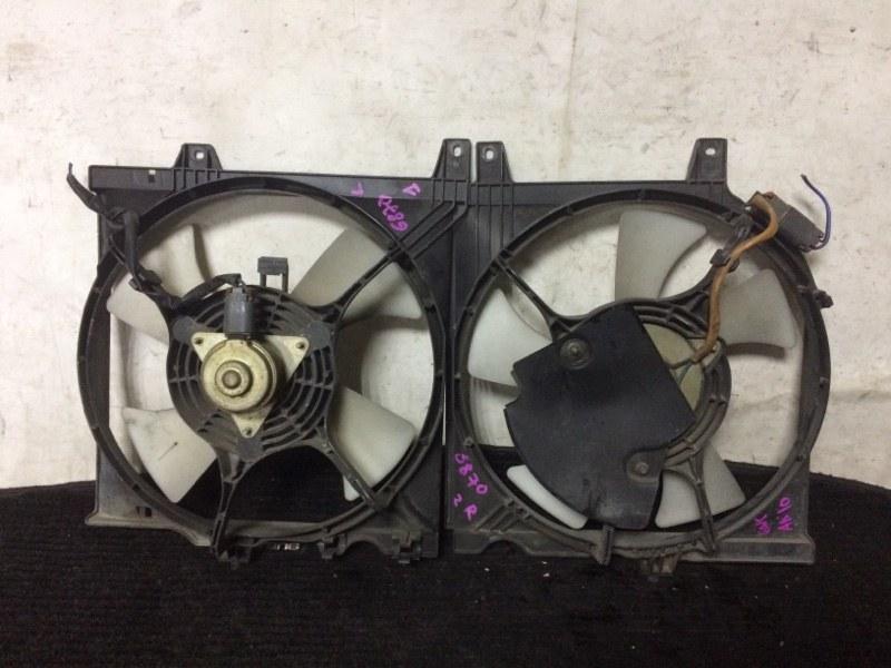 Вентилятор охлаждения радиатора Nissan Pulsar FN15 GA15DE