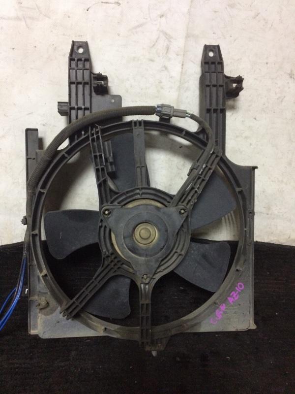 Вентилятор охлаждения радиатора Nissan Cube AZ10 CG13DE