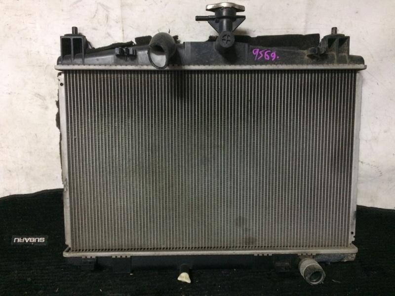 Радиатор охлаждения двигателя Mazda Demio DE3FS ZJVE
